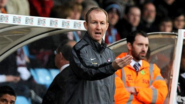 Scunthorpe United manager Alan Knill (PA Photos)