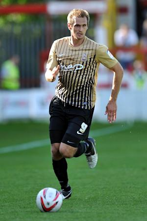 James Hanson fired in from close range on 70 minutes to earn Bradford the draw