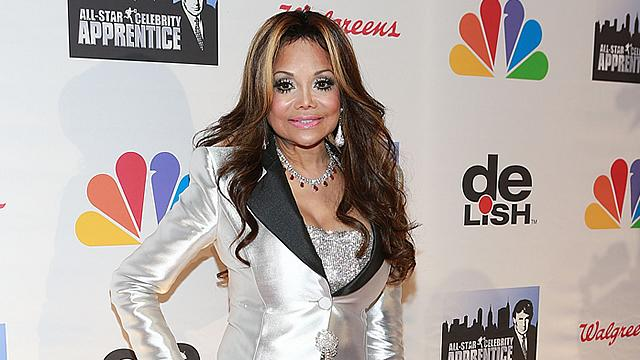 La Toya Jackson Denies Marriage Rumors