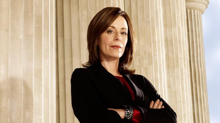 Jane Kaczmarek stars as Judge Trudy Kessler in Raising the Bar.