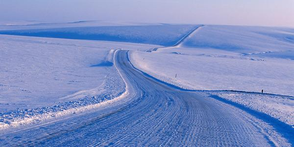 World's scariest roads - The James Dalton Highway, Alaska