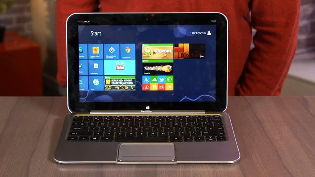 HP Envy x2 marries laptop, tablet into one