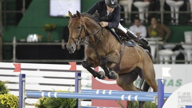 Equestrian - Bost gets hosts France off to winning start in Paris