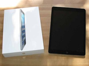 iPad Air Review: My First Week With The New iPad Air image iPad Air 001 600x449