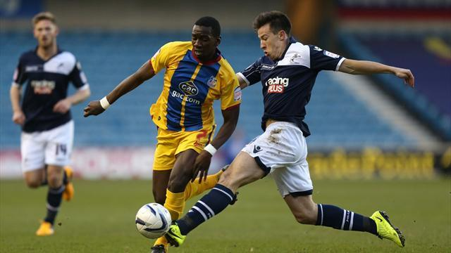 Championship - Final-day wait for Millwall and Palace after draw