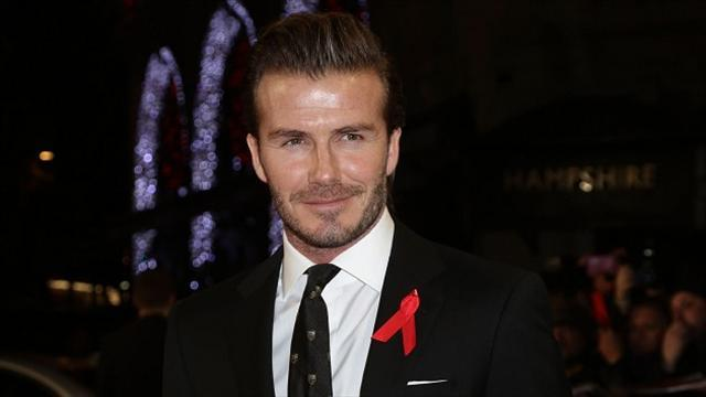 World Cup - Beckham: England can surprise in Brazil