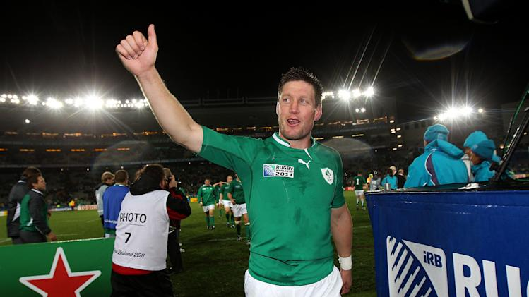 Rugby Union - Ronan O'Gara Filer