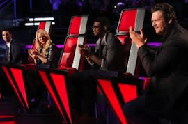 RATINGS RAT RACE: 'The Voice', 'DWTS' & 'NCIS: LA' Hit Lows, 'Grimm' & 'Hart Of Dixie' Up