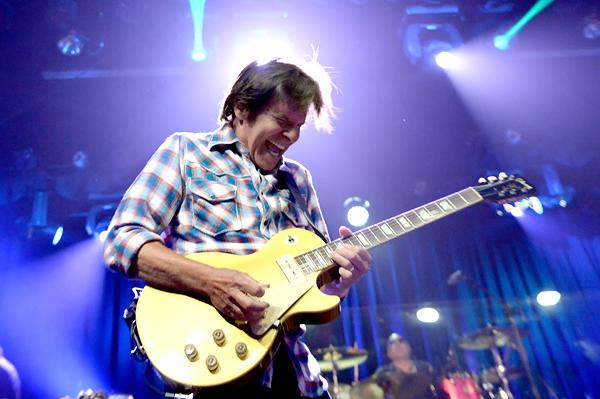 John Fogerty Celebrates Birthday, New Album in L.A