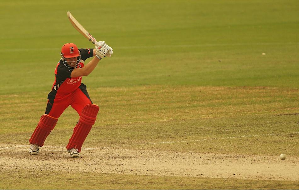 Ryobi Cup - Redbacks v Warriors