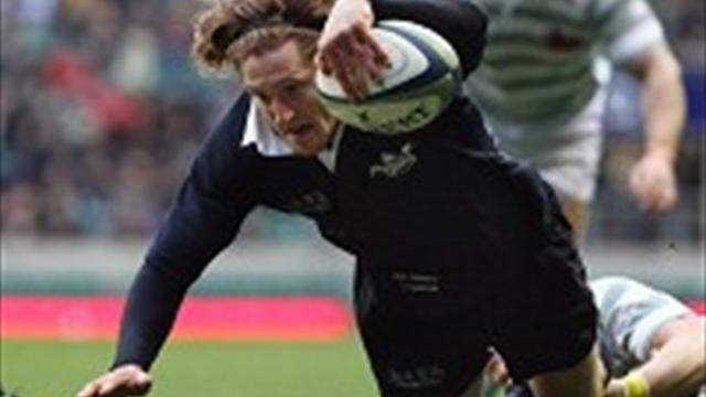 Rugby - Oxford claim varsity spoils