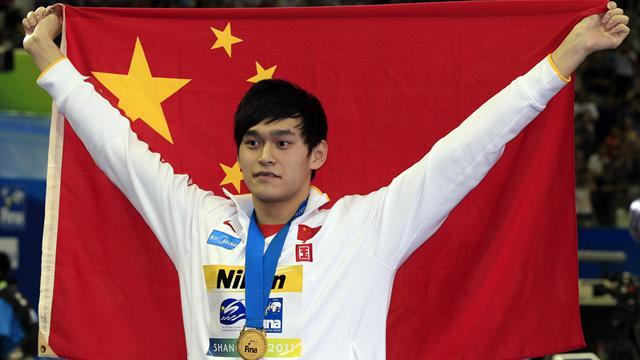 Swimming - China's Sun back on track after coaching clouds clear