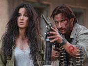 Saif Ali Khan-Katrina Kaif shoot for Sajid Nadiadwala's PHANTOM in Mumbai