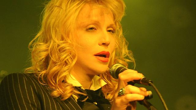 In a Cloud of Crazy, Courtney Love Rocks On
