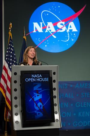 NASA Needs More Women, Top Official Says