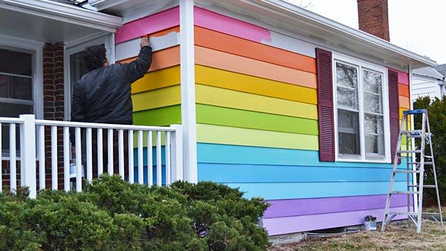 'Equality House' Encroaches on Anti-Gay Westboro Church