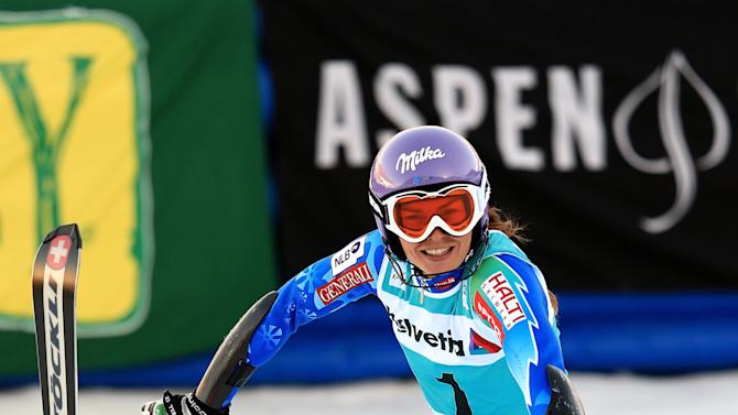 Nature Valley Aspen Winternational Women's Slalom Audi FIS Ski World Cup
