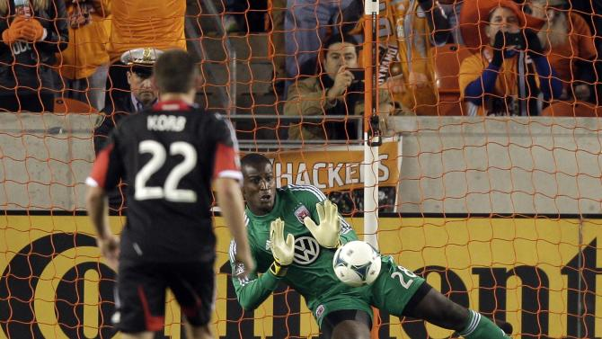 DC United v Houston Dynamo