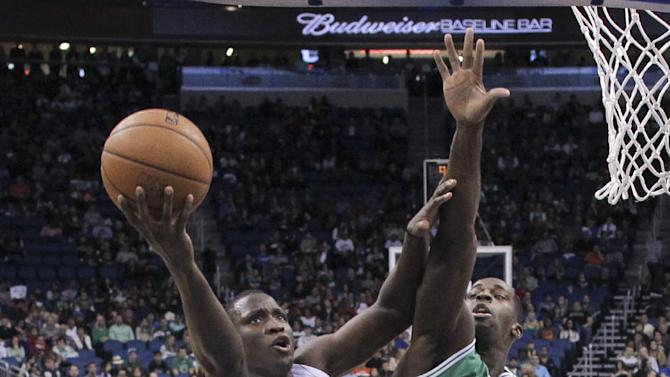 Magic down Celtics 93-91 to end 10-game skid