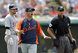 Brad Ausmus' Tigers are just 5-5 in August. (AP)