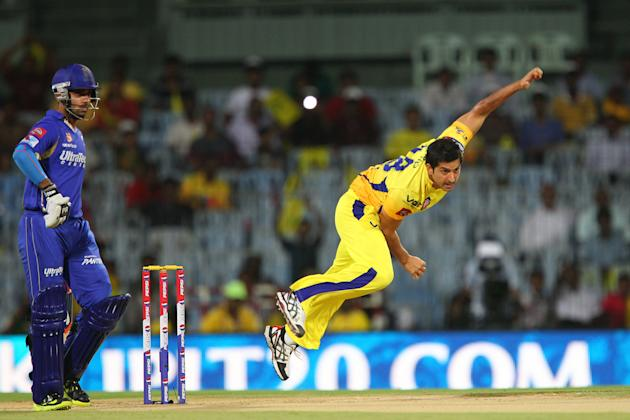 IPL6: Chennai Super Kings vs Rajasthan Royals