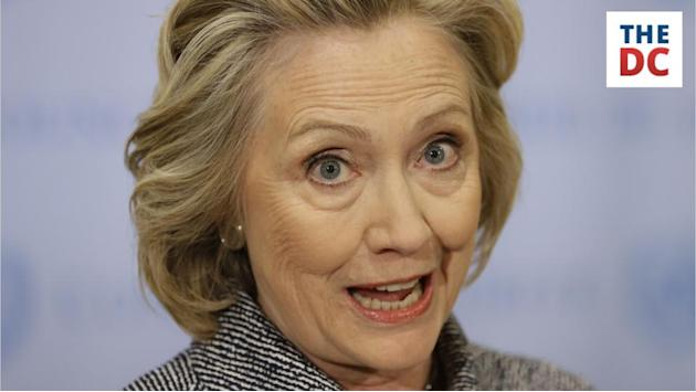 Hillary Replied To Drone Email With Decorating Question