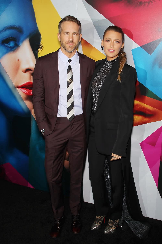 <p>剛於9日歡度結婚六週年紀念日的「死侍」萊恩雷諾斯(Ryan Reynolds),也現身為愛妻布蕾克萊芙莉力挺站台。 </p>