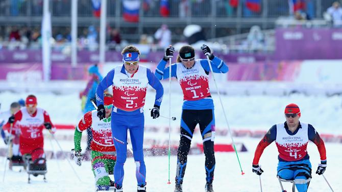 2014 Paralympic Winter Games - Day 8