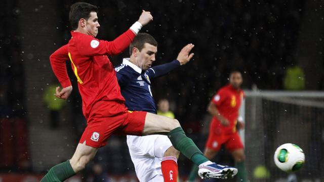 World Cup - Wales comeback earns win in Scotland