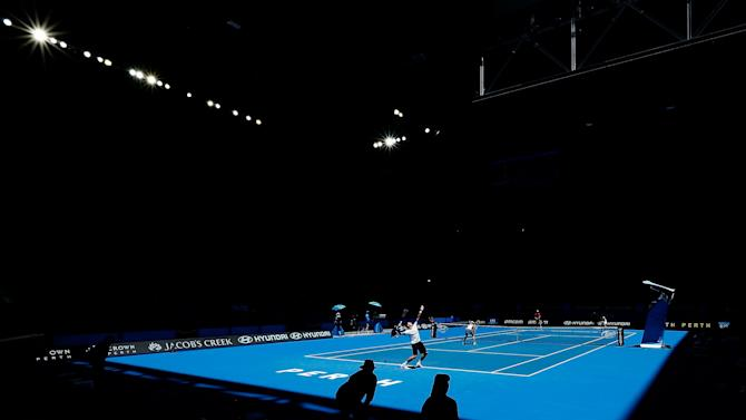 2014 Hopman Cup - Day 6