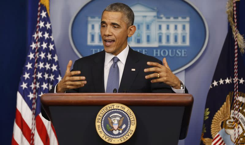 Obama vows U.S. response to North Korea over Sony cyber attack