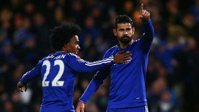 Chelsea 1-0 Norwich City: Costa ends goal drought to halt losing run