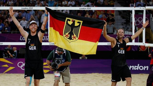 Germany clinch men's gold at Olympics