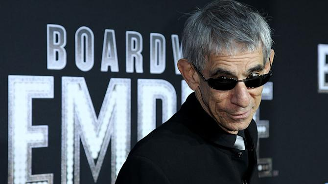 """Richard Belzer attends HBO's """"Boardwalk Empire"""" Series Premiere party in AC at Caesars Atlantic City on September 16, 2010, in Atlantic City, New Jersey."""