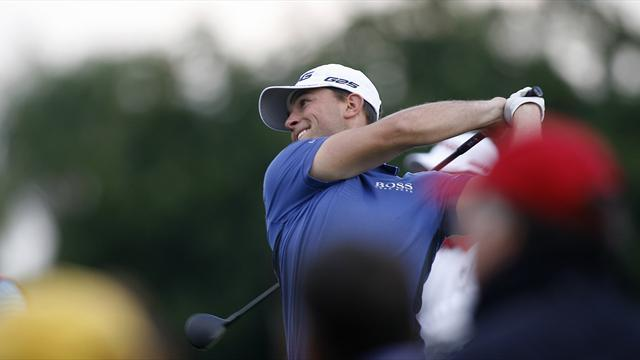 Golf - Guthrie grabs BMW lead ahead of Daly, McIlroy in touch
