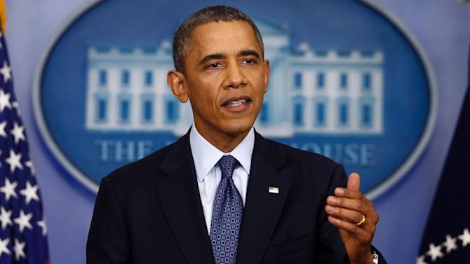 Obama Announces Insured Can Keep Health Plans for a Year