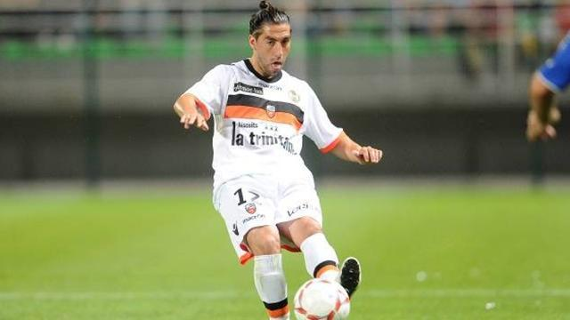 Ligue 1 - Lorient's Mareque ruled out for two months