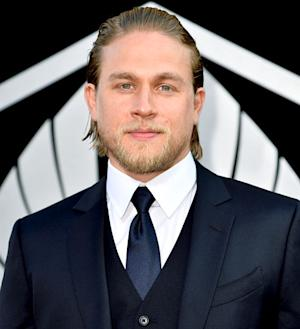 "Charlie Hunnam's Fifty Shades of Grey Replacement Should Be a ""Fresh Face,"" Says Producer"