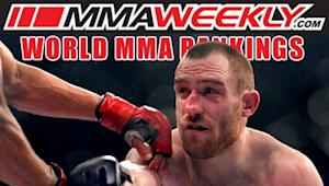 MMA Top 10 Rankings: Pat Healy, Roy Nelson and Sara McMann Crack Top 10