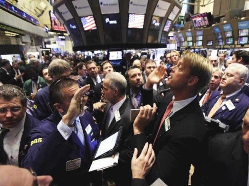 Wall Street al momento della verità, Snap eroe per un giorno