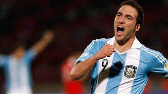 Liga - Higuain 'agrees terms with Juve'