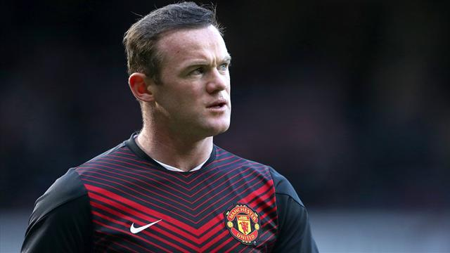 Premier League - Rooney in fitness scare