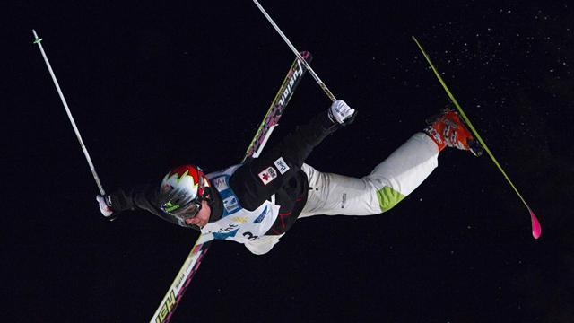 Freestyle Skiing - Bilodeau takes second straight World Cup moguls victory
