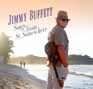 "This CD cover image released by Mailboat Records shows ""Songs from St. Somewhere,"" by Jimmy Buffett. (AP Photo/Mailboat Records)"
