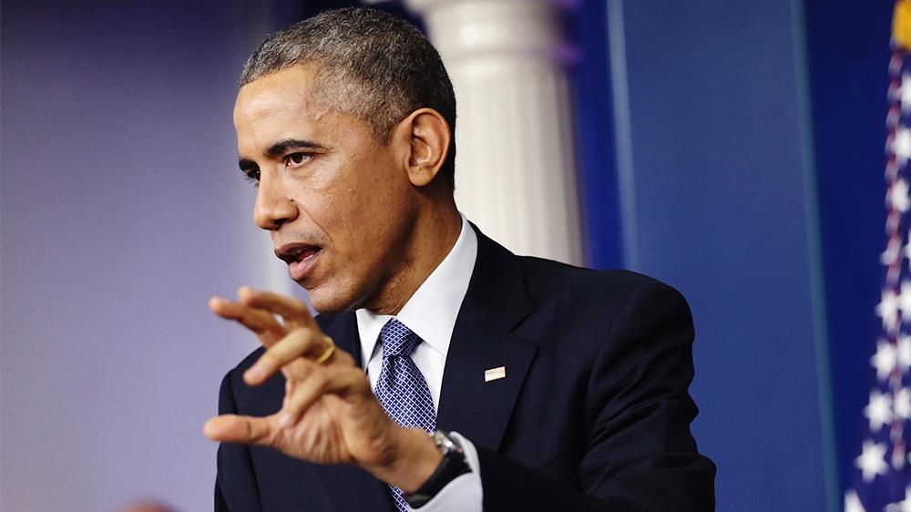 Obama Calls Sony Hack 'Cyber Vandalism,' Not Act of War