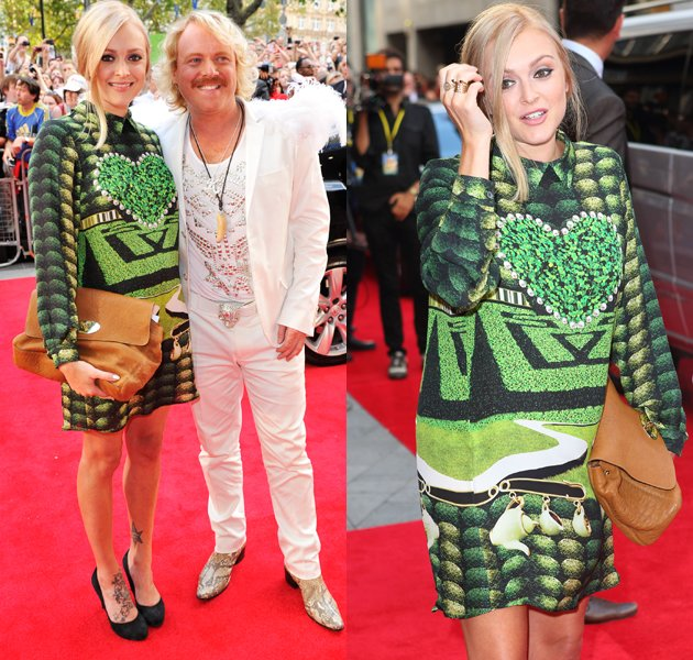 Fearn Cotton, Keith Lemon