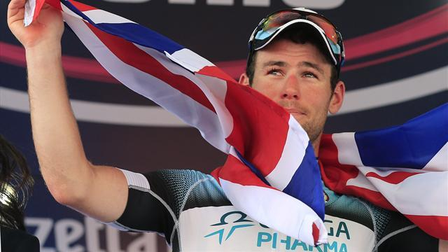 Tour de France - Cavendish looking to turn British jersey yellow