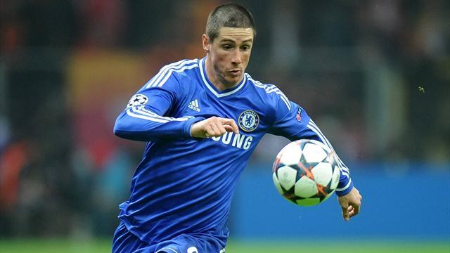Premier League - Team News: Torres expected to face Villa