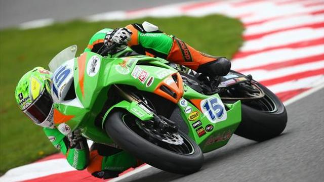 Superbikes - Gearlink and Wilson set to step up to British Superbikes