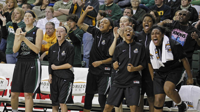 Wright State wins women's Horizon title